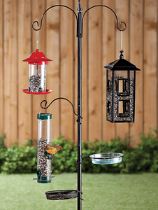 metal bird feeder 918