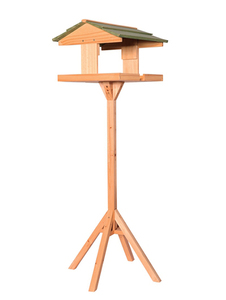 Wooden bird station 1102